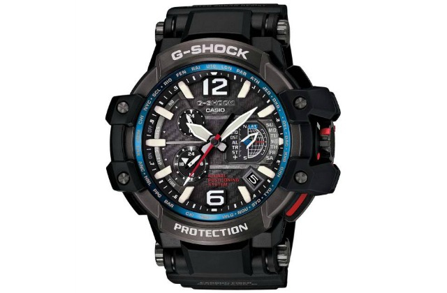 Resin Mens Watch GA110TS 8A3CR On Different Types Of Casio Watches