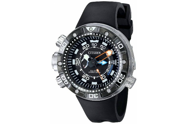 best_dive_watches_under_1000_Citizen_Men's_BN2029-01E_Promaster_Aqualand_Depth_Meter_Analog_Display_Japanese_Quartz_Black_Watch