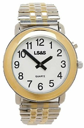 LS&S Talking Watch