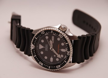 Seiko skx007 watch reviews