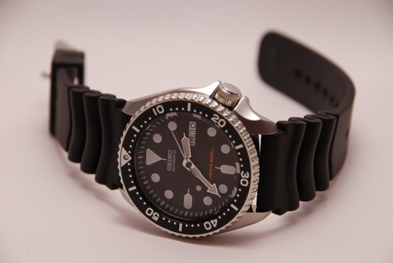 Seiko skx007 Review of 2016