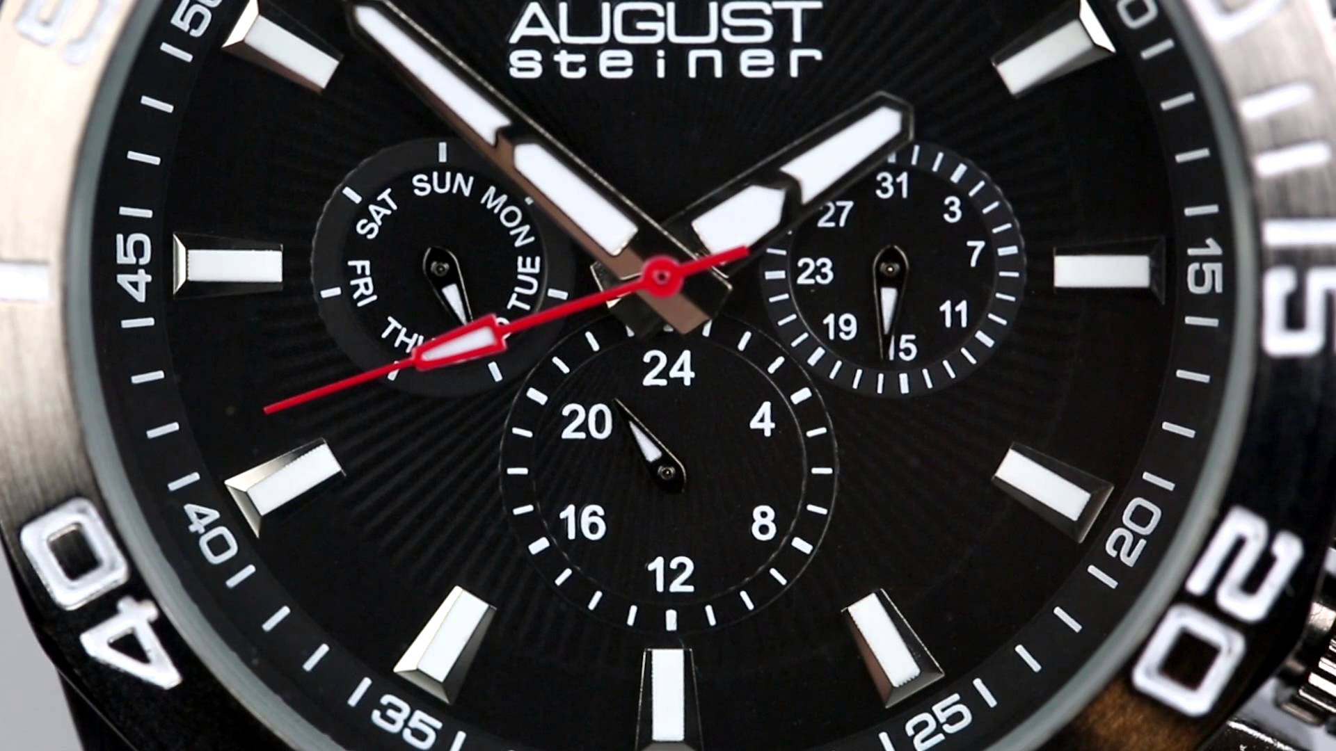 August Steiner watch reviews of 2015