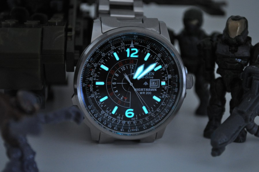 Citizen Nighthawk Reliability