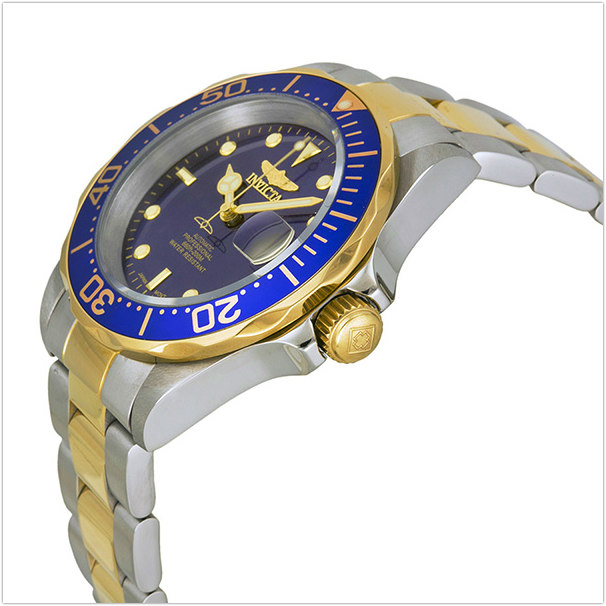 Invicta Men's 8928OB Pro Diver Build Quality