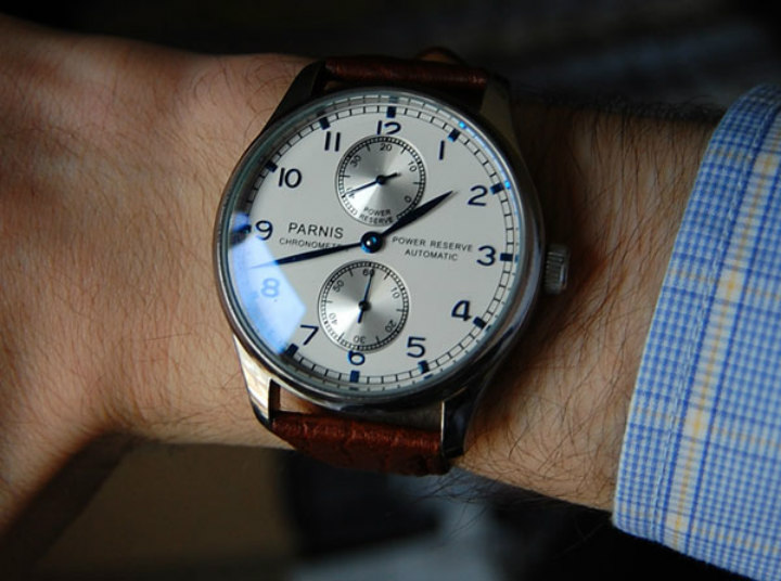 parnis watch review