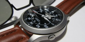 Seiko 5 SNK809 Automatic Review of 2015